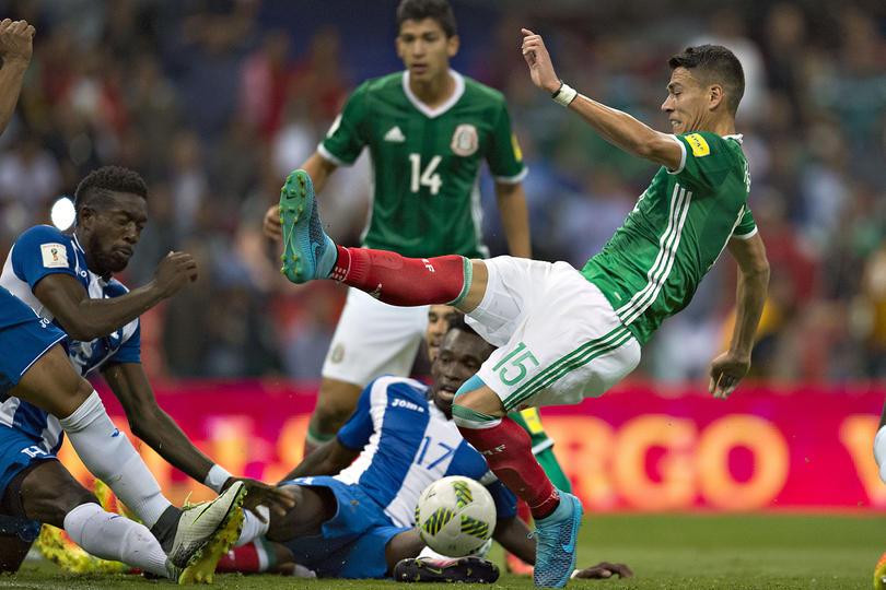 Estos serán los rivales de México en el hexagonal final