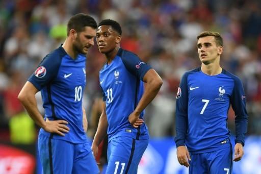 Gignac estuvo cerca de ser el héore de la Euro para Francia