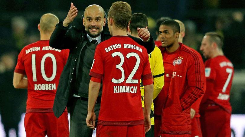 Bayern Munich nunca fue tan dominante como con