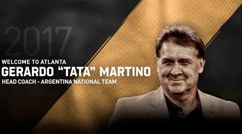 Gerardo Martino es nuevo entrenador del Atlanta United