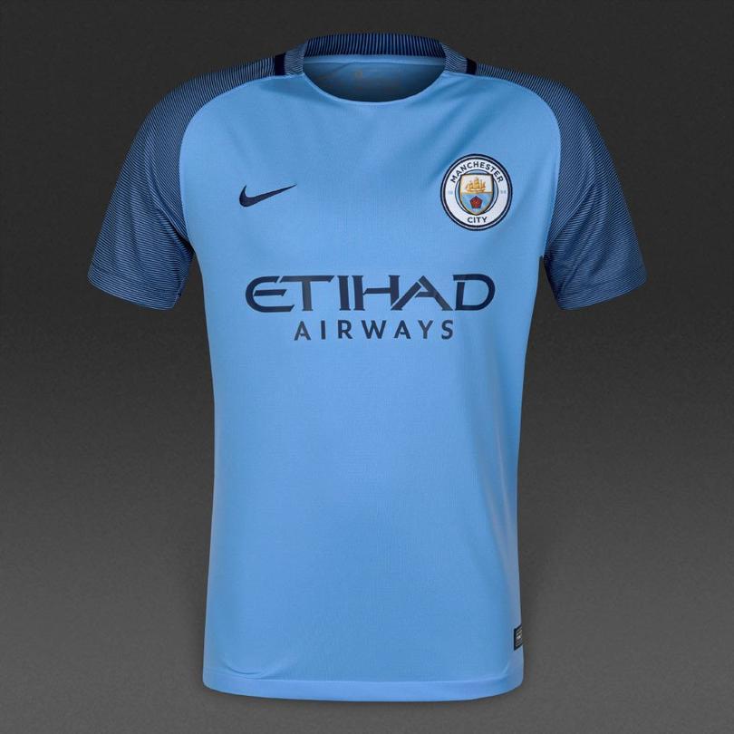 Jersey del Manchester City para la temporada 2016-17 3ba61eb5eb8c6