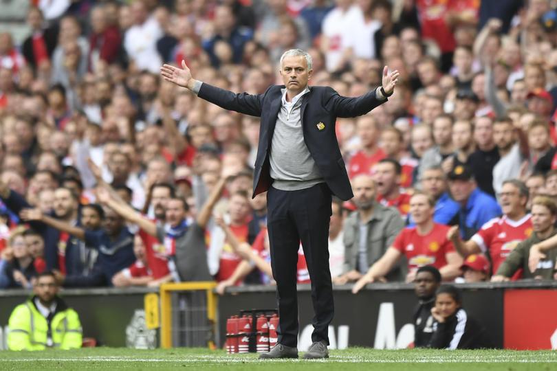 El Manchester United busca su primer triunfo en la Europa League
