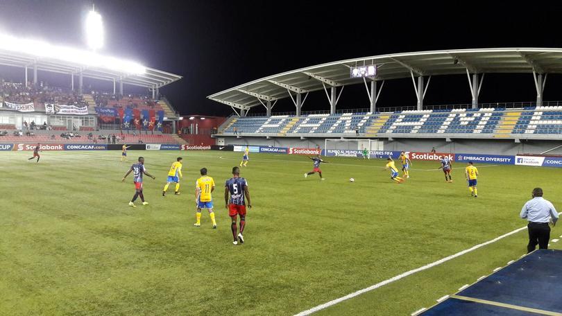Plaza Amador derrotó en el Maracaná a TIgres un gol por cero