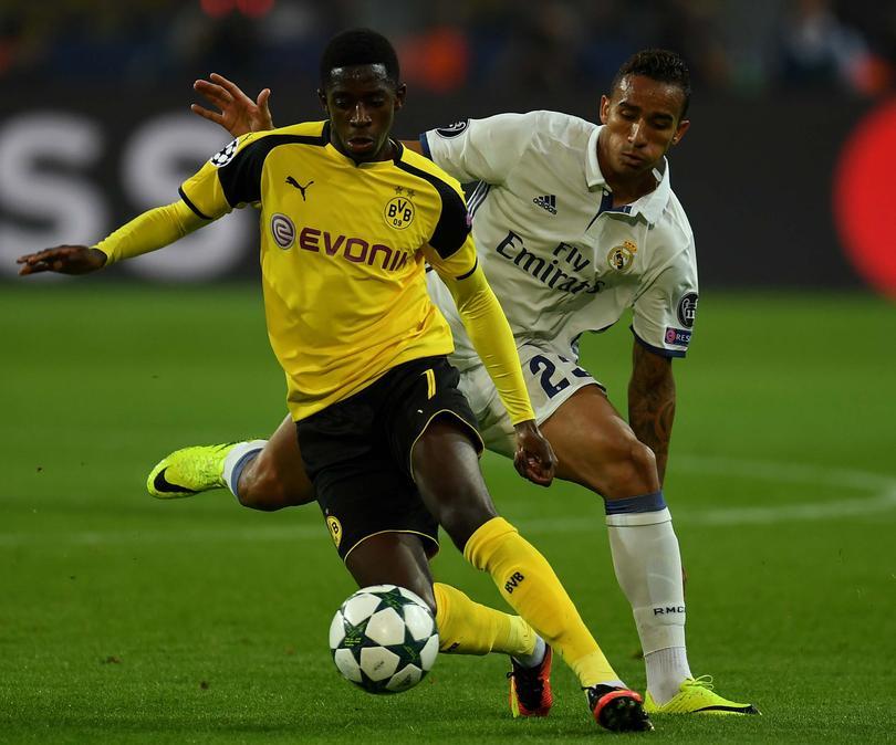 Ousmane Dembele entre los nominados a mejor jugador juvenil