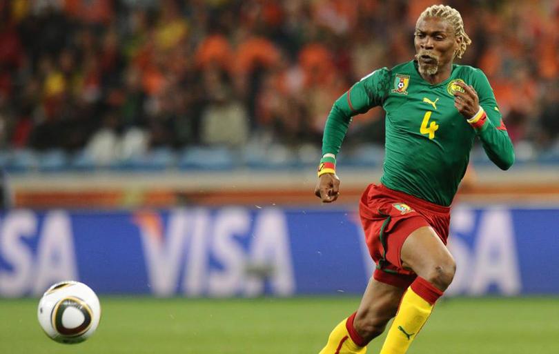 Rigobert Song se encuentra grave de salud por un derrame cerebral