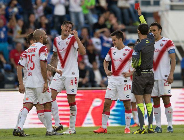 Peñalba fue suspendido dos partidos