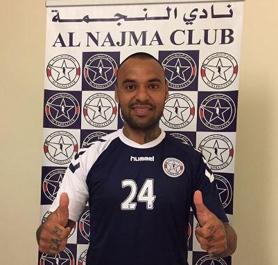 Edgar Pacheco ahora jugará en Bahrein