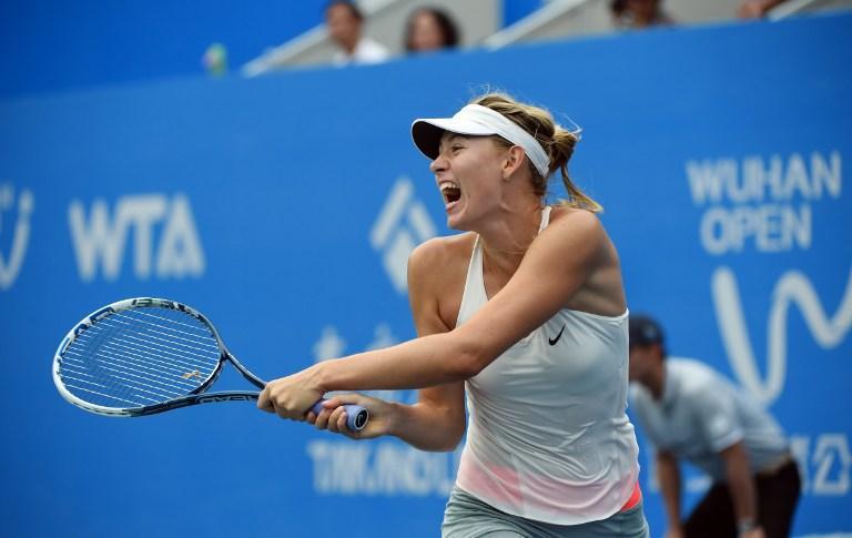 El TAS rebaja un año la sanción a Sharapova.
