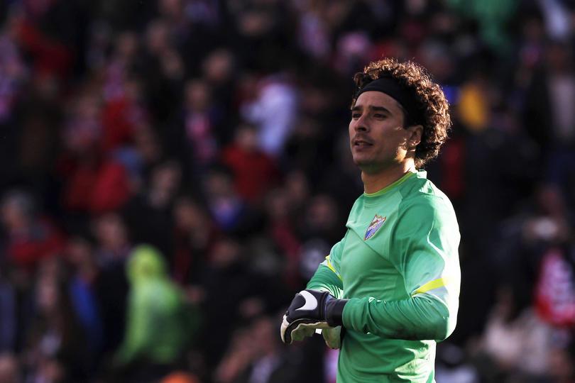 Guillermo Ochoa fue nominado para el premio al mejor extranjero de la Liga