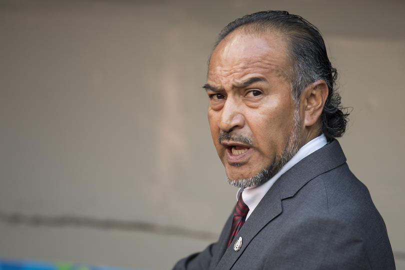 Potro Gutiérrez se suma al cuerpo técnico de Osorio.