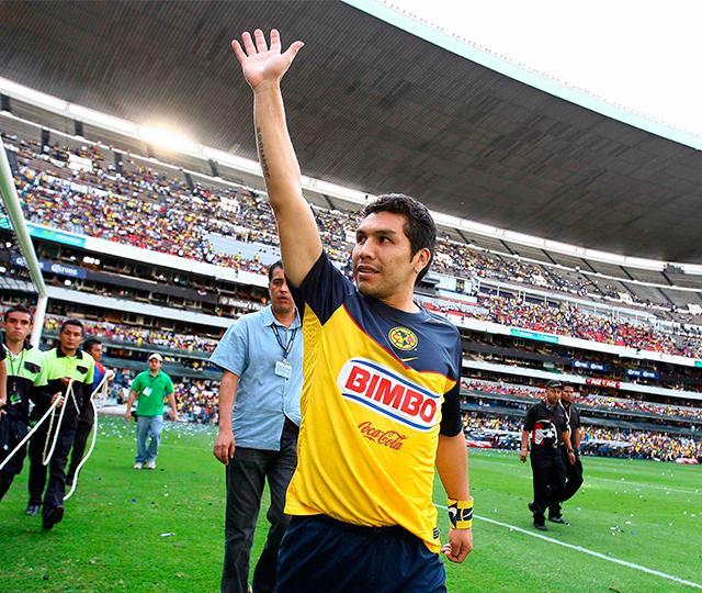Salvador Cabañas está feliz de regresar a México
