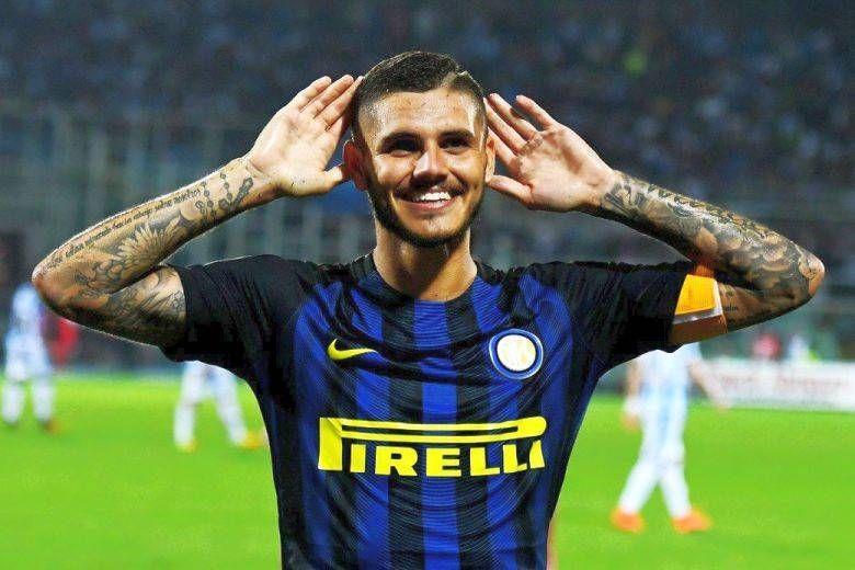 Mauro Icardi, delantero del Inter de Milán, declaró que le gustaría quedarse toda la vida en el equipo, aunque no podría prometerlo.