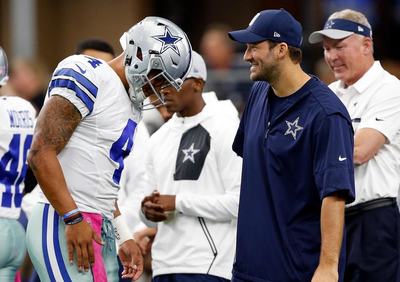 Jerry Jones aseguró que Tony Romo seguirá siendo el titular