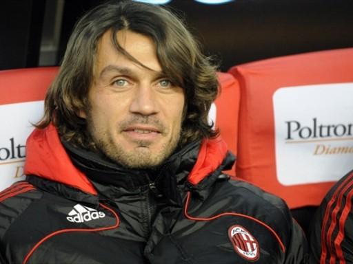 Paolo Maldini rechazó ser parte de la nueva directiva del Milan