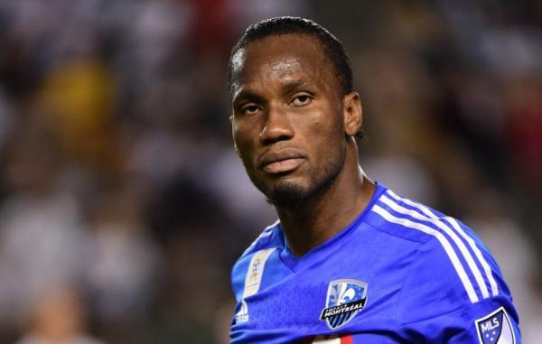 Drogba se molesta con su actual equipo y suena para el Napoli