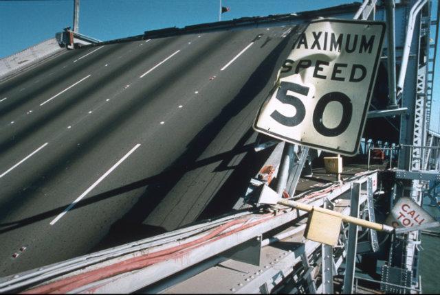 El terremoto de Loma Prieta detuvo la Serie Mundial de 1989