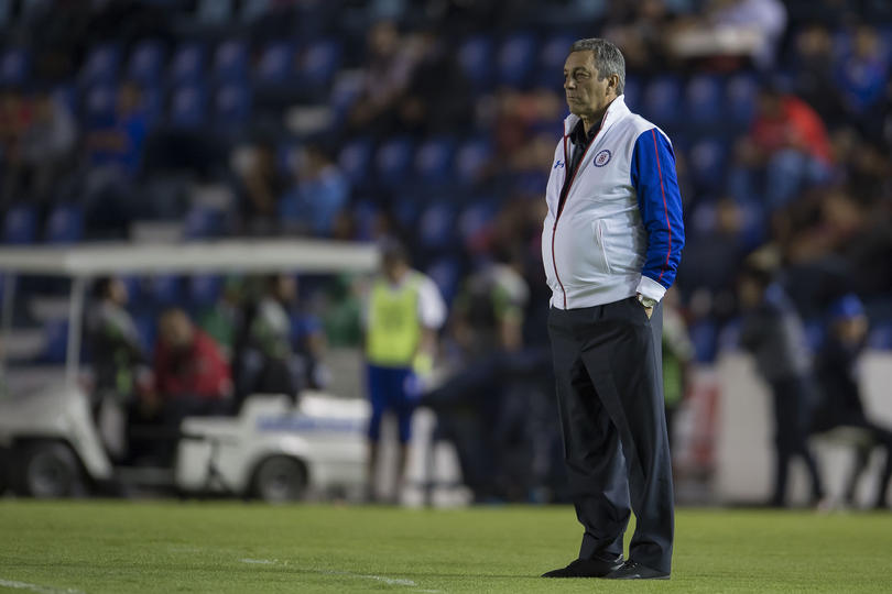 Tomás Boy acepta que Cruz Azul no ha dado el salto de calidad