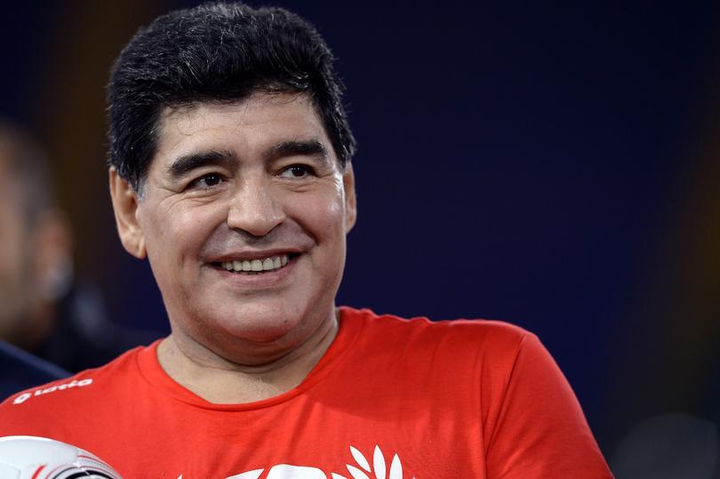 Diego Maradona habló de los jugadores que envidia de Boca Juniors
