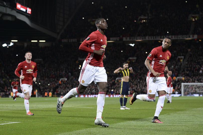 Luego de los dos goles marcados por Paul Pogba en la Europa League contra el Fenerbahce y las críticas recibidas por su desempeño en el Manchester United, Mourinho salió a la defensa de su jugador.