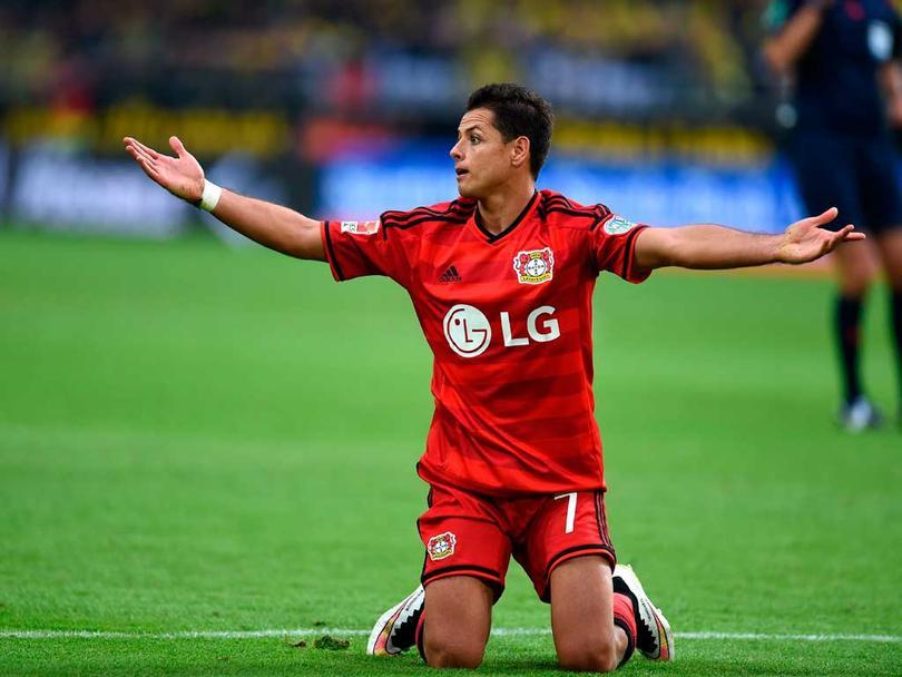 ¿Por qué Chicharito no es titular contra el Hoffenheim?