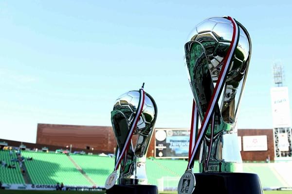 Trofeos de campeón de la Liga MX