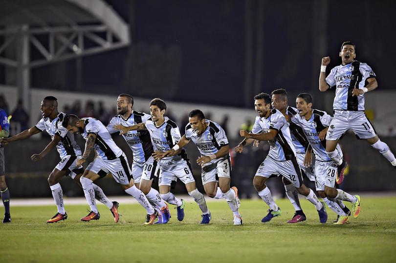Gallos Blancos primer finalista de la Copa MX