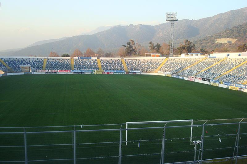 estadio San Carlos de Apoquindo, Chile