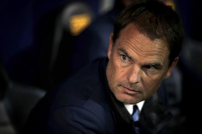 De Boer se despide del Inter
