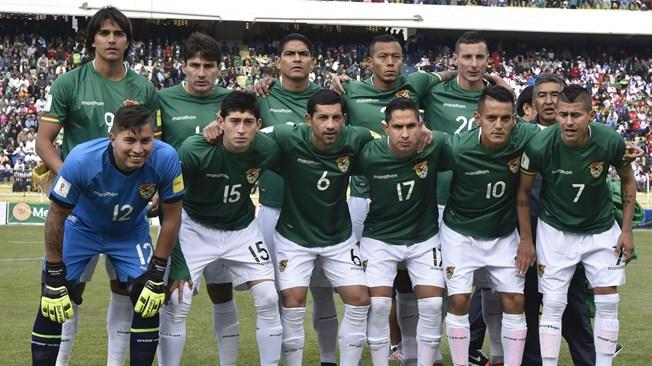 La FIFA sancionó a Bolivia por alineación indebida