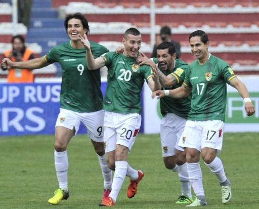 FIFA desmintió que le vaya a regresar los puntos a Bolivia