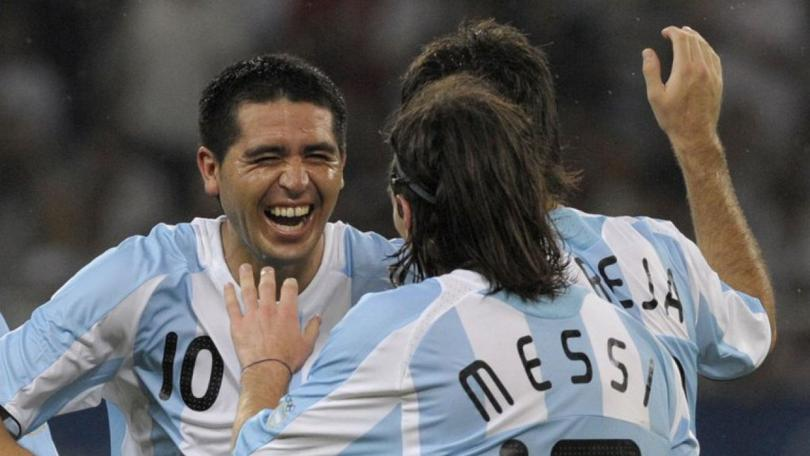 Juan Román Riquelme, referente de Boca Juniors y de la Selección de Argentina, declaró que Lionel Messi es la pieza importante de cara a las eliminatorias mundialistas de Rusia 2018 contra Brasil.