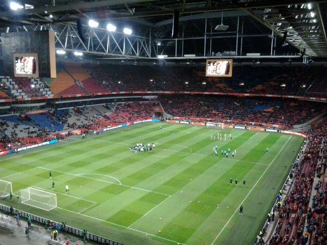 Diego Sánchez jugará con el equipo Sub-19 del Ajax