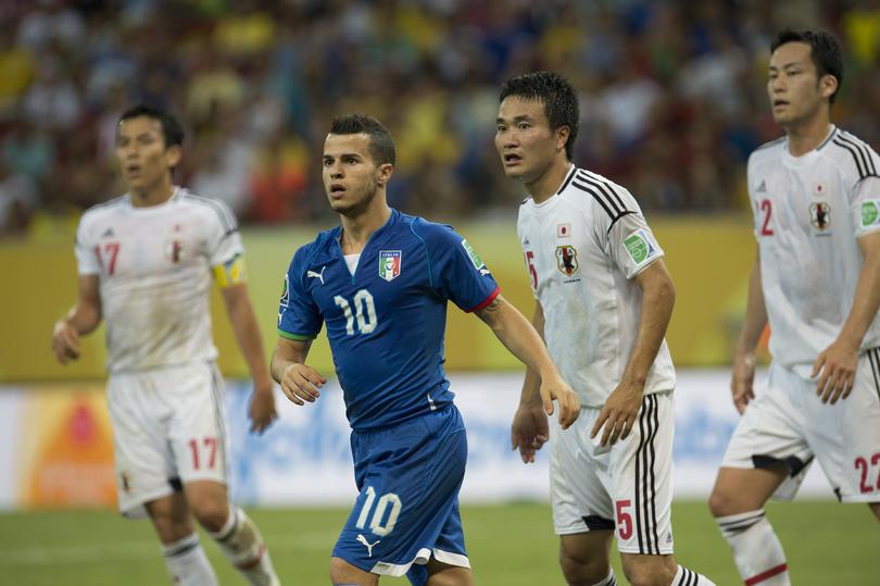 Giovinco no es convocado por Italia por jugar en una liga que no cuenta mucho
