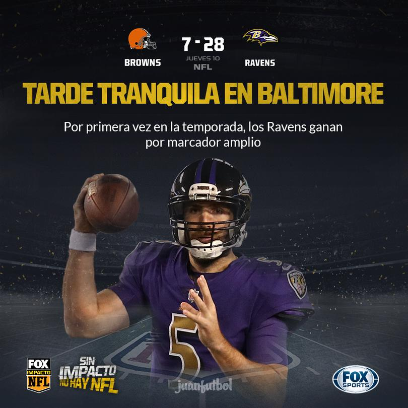 Baltimore gana