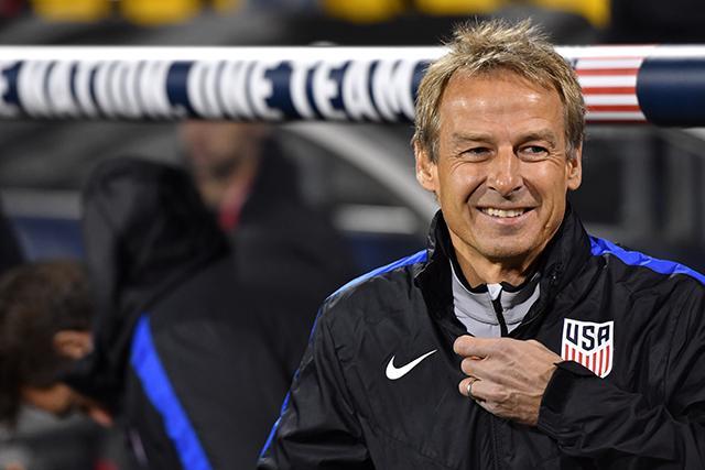"""Klinsmann: """"Iremos al Estadio Azteca en verano a ganar"""""""
