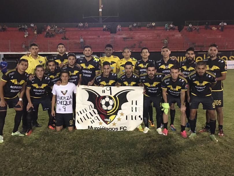 Jugadores de La Jaiba Brava y Murciélagos mostraron su apoyo al Cheque Orozco.