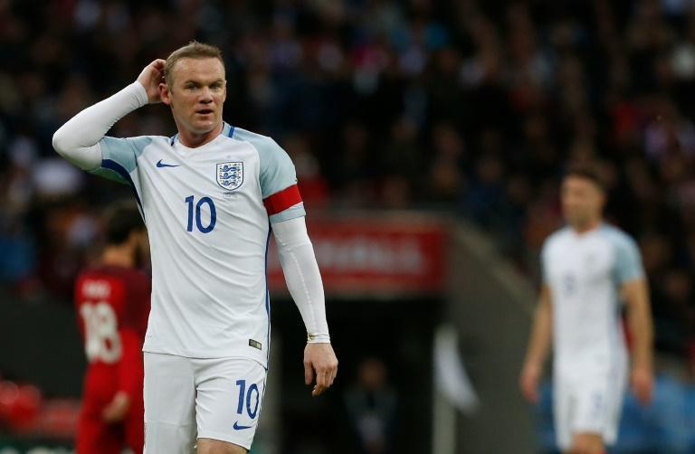 Rooney podría perderse el juego ante España