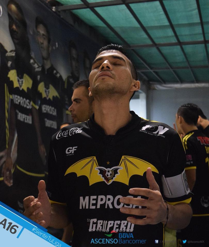 Ezequiel Orozco jugador de Murciélagos FC