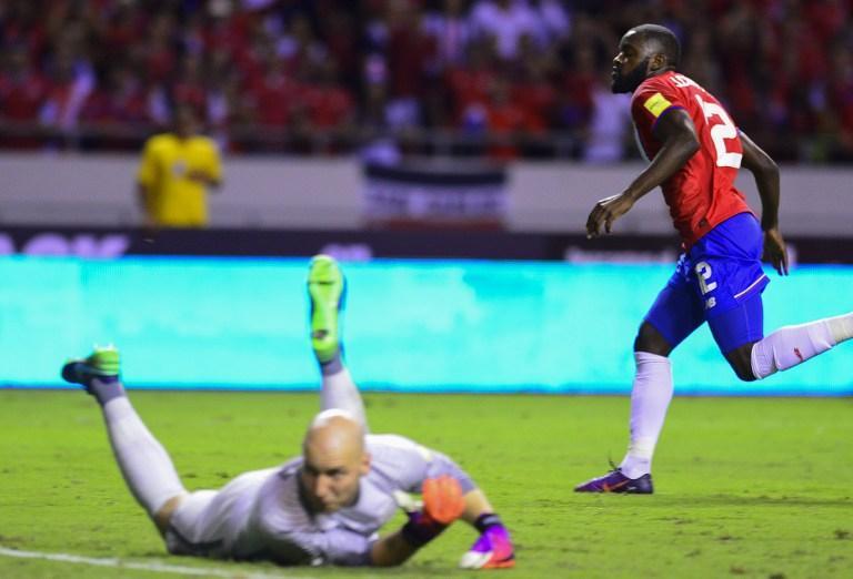 Costa Rica comanda el Hexagonal final de CONCACAF con seis puntos