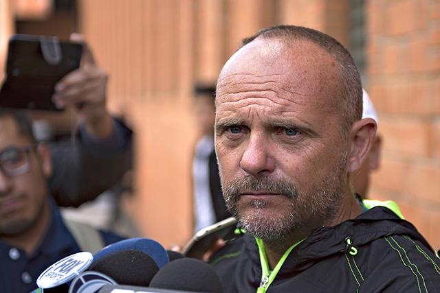 Torrente habló de la Libertadores