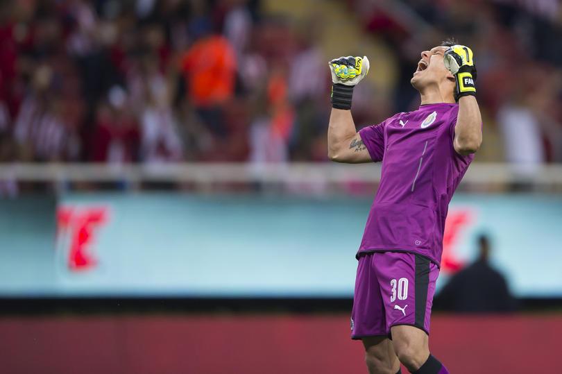 Rodolfo Cota fue llamado a la Selección Mexicana en los amistosos previos al Hexagonal final.