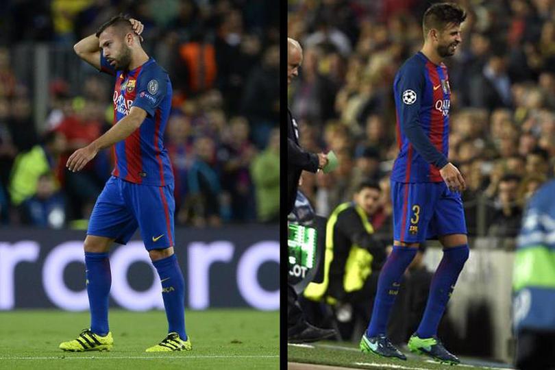 Luis Enrique dio a conocer la lista de convocados de cara al partido contra el Málaga y hay tres novedades gracias a recuperación de lesiones.