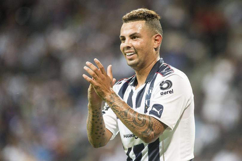 Monterrey pide 15 millones de dólares por Edwin Cardona