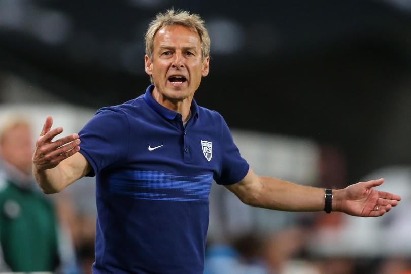 Klinsmann es despedido de la dirección técnica de Estados Unidos