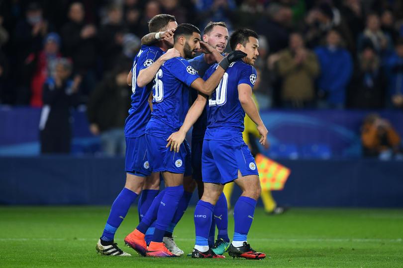 Leicester City ya clasificó