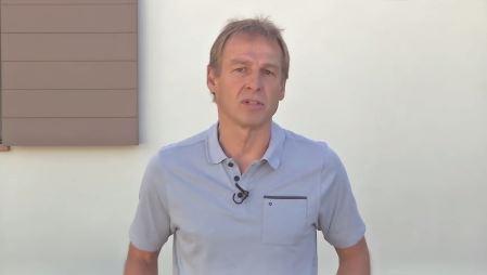 Jürgen Klinsmann agradece a la afición de Estados Unidos
