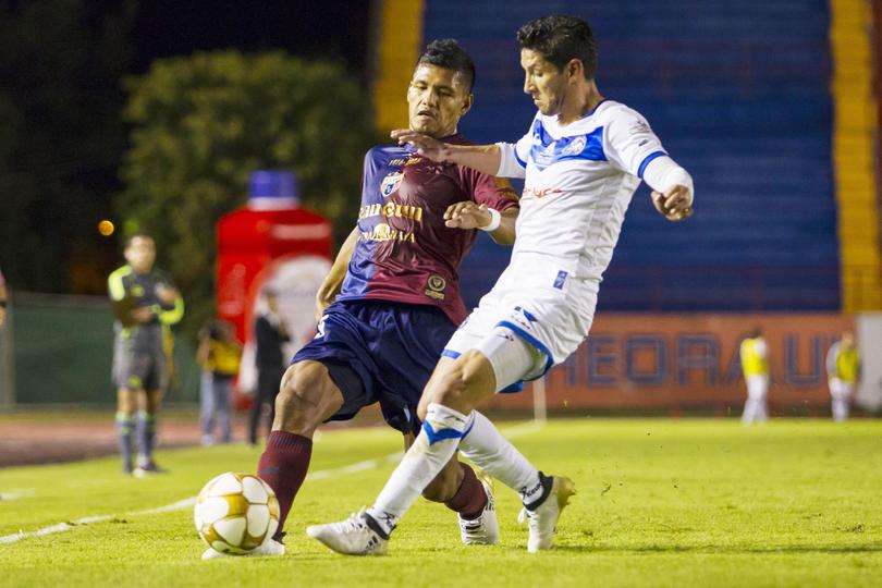 Atlante se lleva una ventaja mínima para la vuelta de la semifinal del Ascenso MX frente al Celaya