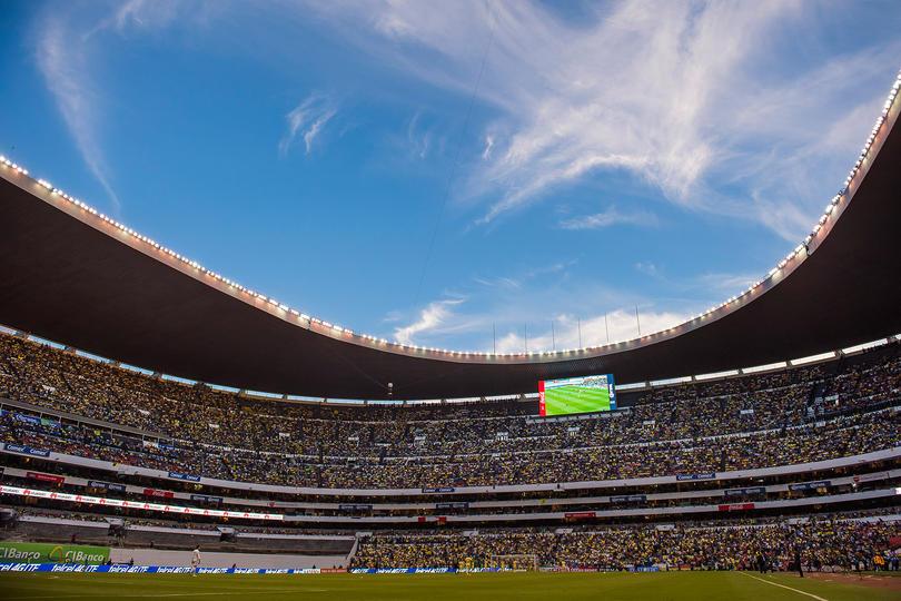 Estadio Azteca en el América vs Chivas