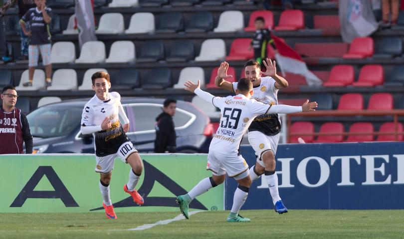 Dorados espera rival en la final de Ascenso