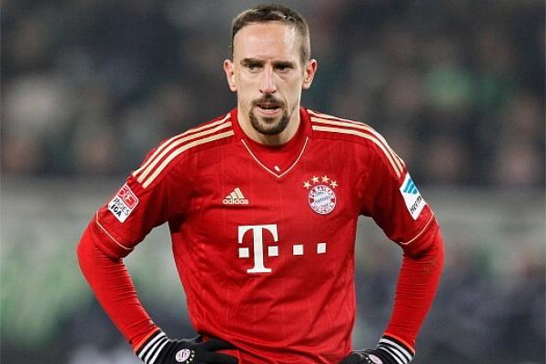Ribéry renueva con el Bayern.
